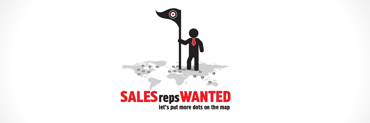 Sales Representative Wanted