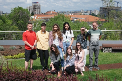 Meet our interns - Walltopia's summer internship program 2019, part I